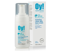 Oy! Organic Young Foaming Clear Skin Face Wash 100ml