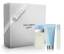 Light Blue Femme Eau De Toilette 50ml Gift Set