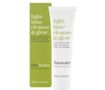 Light Time Cleanse & Glow 75ml