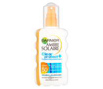 Ambre Solaire Clear Protect Spray SPF50 200ml