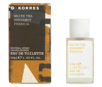 White Tea, Bergamot & Freesia Eau De Toilette Spray 50ml