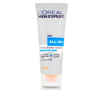 Men Expert All-in-1 Moisturising Cream for Sensitive Skin 75ml