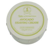Avocado Shaving Cream Bowl 150g
