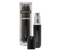 Classic HD Refillable Perfume Spray - Black