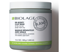 Biolage Raw Re-Bodify Mask 400ml