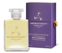 De-Stress Muscle Bath & Shower Oil 55ml
