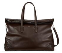 Travel Bag aus Leder