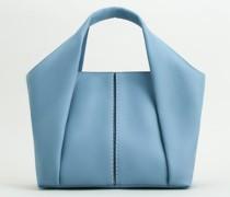 Mini Tod's Shirt Shopping Bag