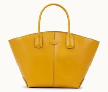 Mittelgroße Tod's Vaso Bag