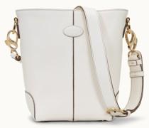 Mini Handtasche aus Leder