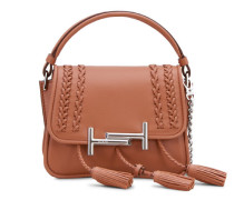Double T Bag Charm