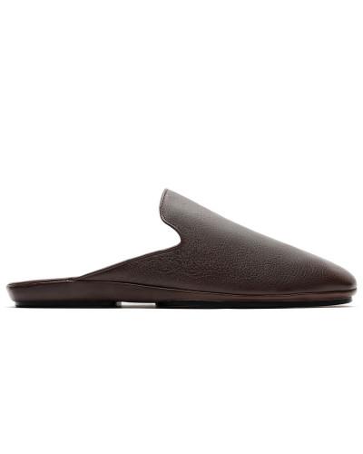 Braune Slippers