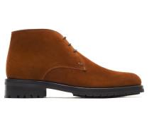 Braune Desert Boots