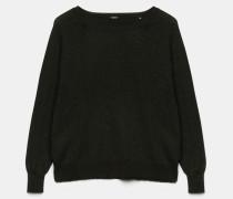 Pullover aus Lurexwolle