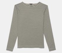 Pullover aus Baumwolljersey