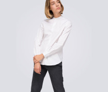 Cotton Shirt Corean Collar