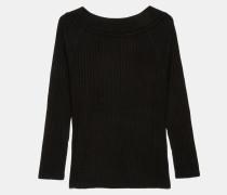 Pullover aus Seide / Kaschmir