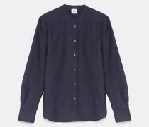 Klassisches Hemd aus Baumwolle mit Dreherbindung