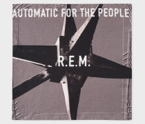 R.E.M. + - Album Cover Silk Pocket Square
