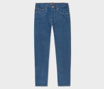 Slim-Standard Blue Rinse 'West Coast Denim' Jeans