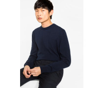 Navy Cashmere Sweater
