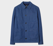 Blue Rinse 'West Coast Denim' Chore Jacket