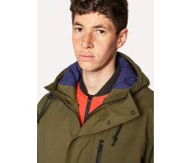 Forest Green 2-In-1 Parka With Detachable Liner