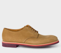 Tan Nubuck 'Buck' Shoes