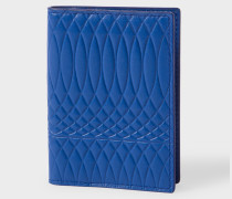 No.9 - Blue Leather Credit Card Wallet