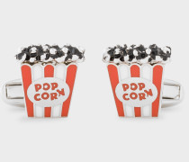 Popcorn Box Cufflinks