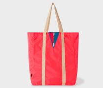 Red Packaway Tote Bag