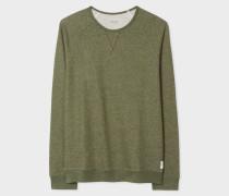 Khaki Cotton Sweatshirt