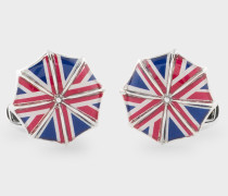 'Union Jack' Umbrella Cufflinks