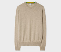 Oatmeal Cashmere Sweater
