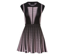 "knit dress ""illusion"""