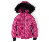 "nylon jacket ""try it"""