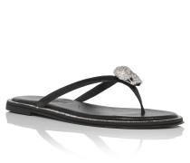 "Sandals Flat ""Bourges"""