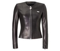 "Leather Jacket ""Waterfall"""