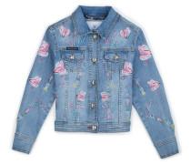 """Denim jacket """"Gorgeous"""""""