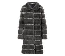 "Fur Coat Short ""Avoir One"""