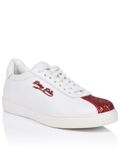 """Philipp Plein Damen Low-Top Sneakers """"Lands"""""""