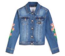 """Denim jacket """"Uptown girl"""""""