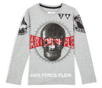 "t-shirt long sleeves ""dangerous"""