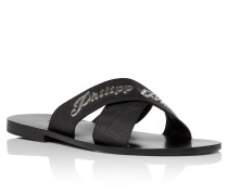 "Sandals Flat ""Sezanne"""