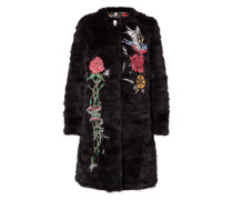 """Fur Coat Long """"Angus"""""""