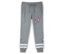"Jogging Trousers ""Rubine"""