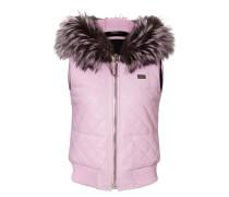 """fur vest """"countdown"""""""