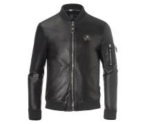 """leather jacket """"secretly"""""""