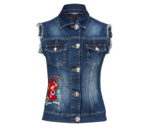 "Denim vest ""Bricia"""