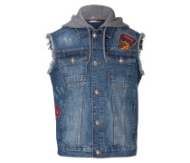 "Denim vest ""Deer"""